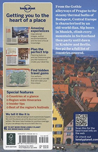 Lonely Planet Central Europe Pdf