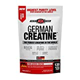 German Creatine | 120 servings (600g) Creapure | Pure german creatine monohydrate from Creapure | Safest and Purest Creatine