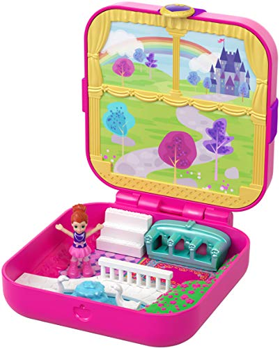 - Polly Pocket Lil' Princess Pad