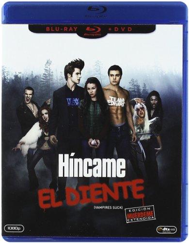 Híncame El Diente (Vampires Suck) (Combo Br + Dvd) (Blu-Ray) (Import Movie) (European Format - Zone B2) (2011)