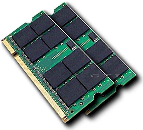 8GB 2x4GB PC2-6400 800Mhz DDR2 SODimm Memory For Dell Latitude E6400 - Ddr2 Memory Sodimm Pc6400