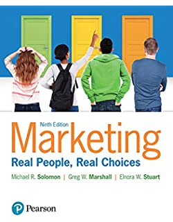 Smith and robersons business law richard a mann barry s roberts marketing real people real choices 9th edition fandeluxe Choice Image