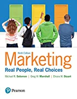Marketing: Real People, Real Choices, 9th Edition Front Cover