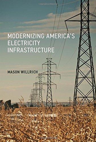 Modernizing America's Electricity Infrastructure (The MIT Press)