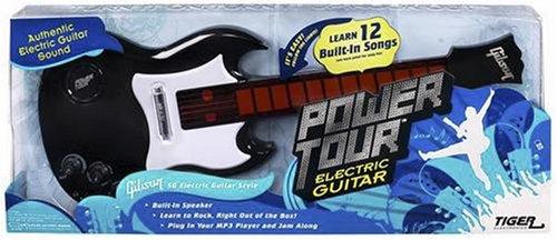 Hasbro Power Tour Electric Guitar (Black)
