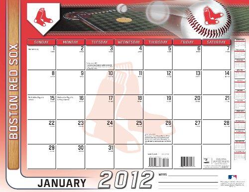 Boston Red Sox Desk Calendars Bostoncompare Com