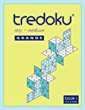 Tredoku Easy Medium Grande Book 1, Mindome Games, 9657471087