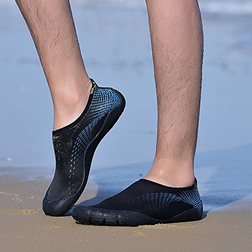Pictures of APTESOL Women's Men's Five-Toe Womens Mens Water Shoes 4