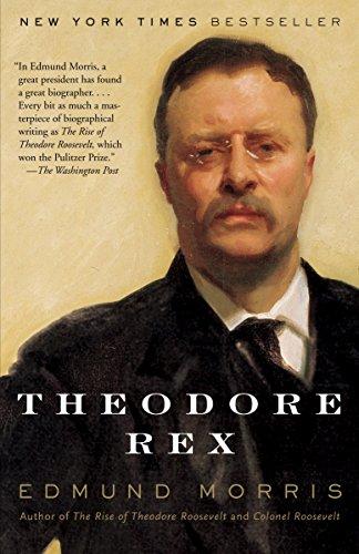 Theodore Rex (Theodore Roosevelt Series Book 2)