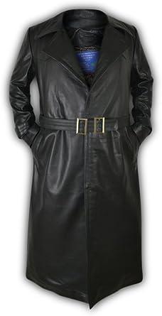 World of Leather Blazer Distressed Coat Jacket WW2 Style Blazer