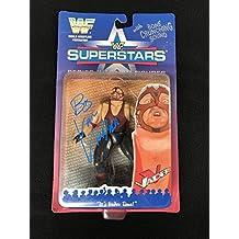 Big Van Vader Signed Wwe Superstars Figure - Autographed Wrestling Cards