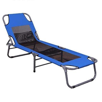 Amazon.com: XEWNEG - Silla reclinable para la cubierta ...