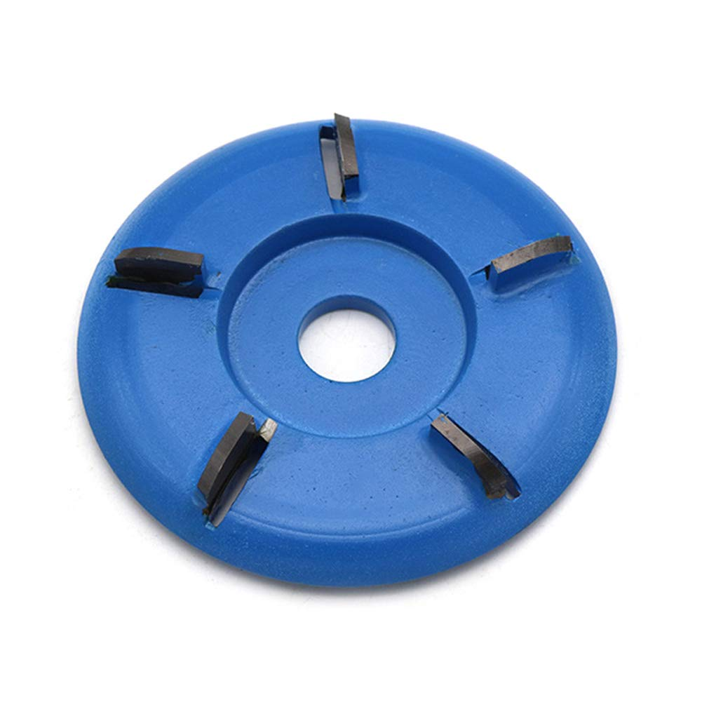 Cutorial Wood Turbo Carving Disc Tool Fresas Herramientas de Corte para Amoladora Angular