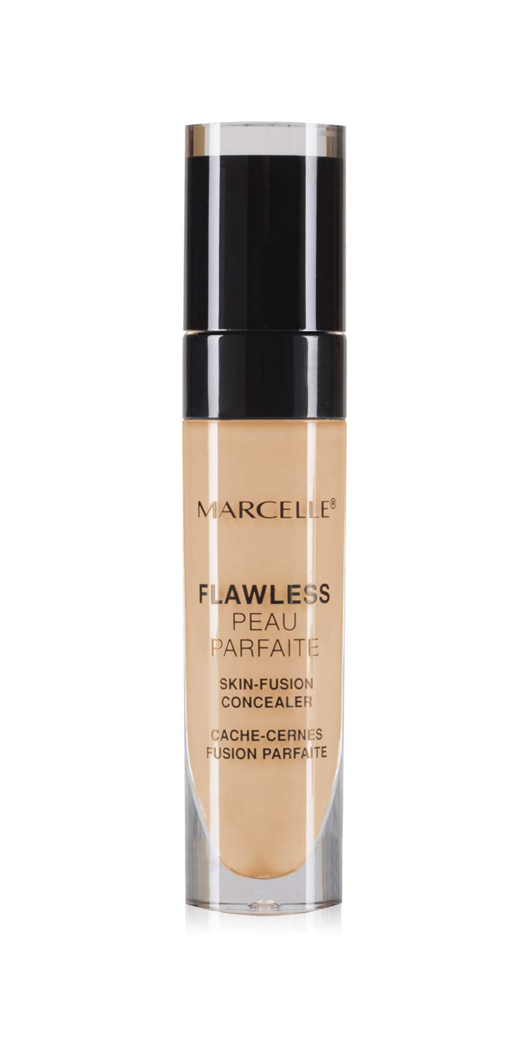Marcelle Flawless Concealer, Fair, Hypoallergenic and Fragrance-Free, 5.6 mL Marcelle group - Beauty 164567