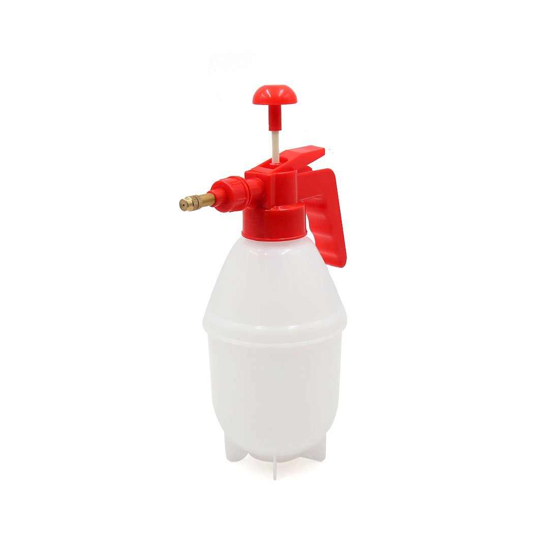 sourcingmap 500ML Car Washing Garden Spraying Bottle Pressure Sprayer Red White a17022200ux0926