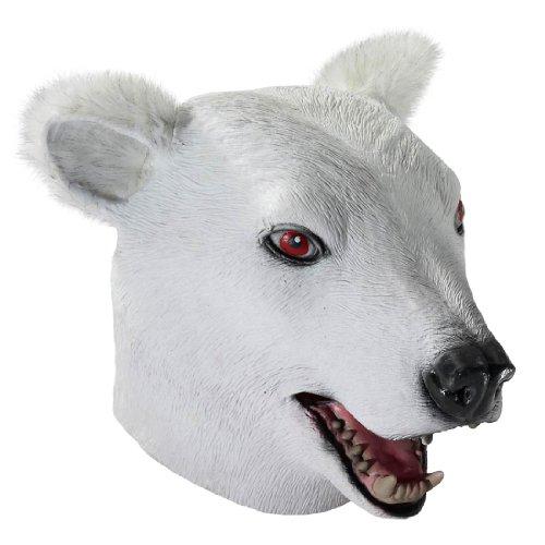 polar bear mask - 4