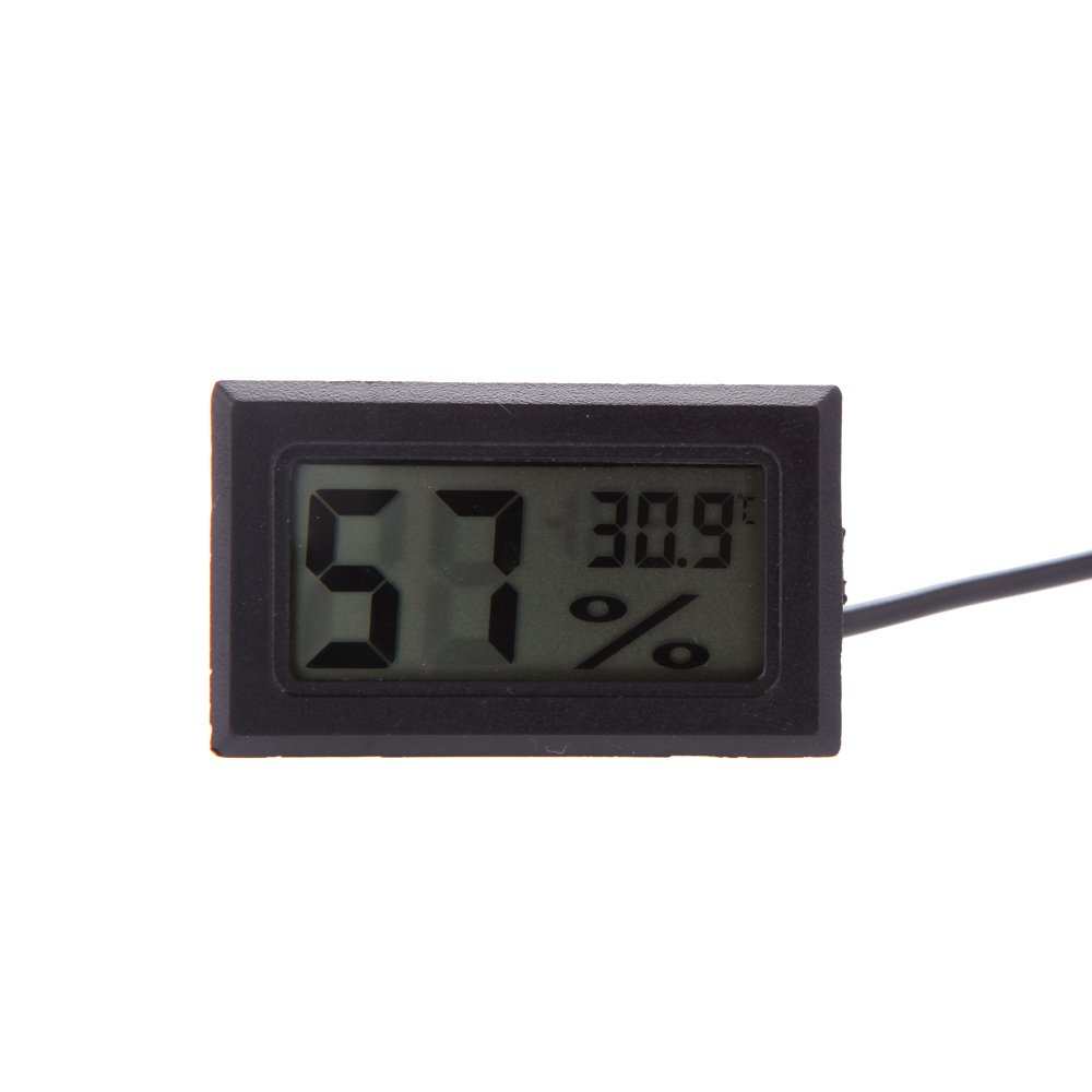 Amazon.com : LCD Digital Mini Thermometer Humidity Tester Electronic 2015 New Hygrometer Temp Gauge Temperature Meter Monitor : Everything Else