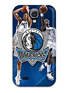 Specialdiy dallas mavericks basketball nba NBA Sports & Colleges colorful Samsung Galaxy S4 xR7V2ir7hCK case covers