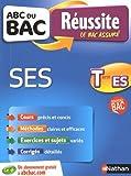 ABC du BAC Réussite SES Term ES