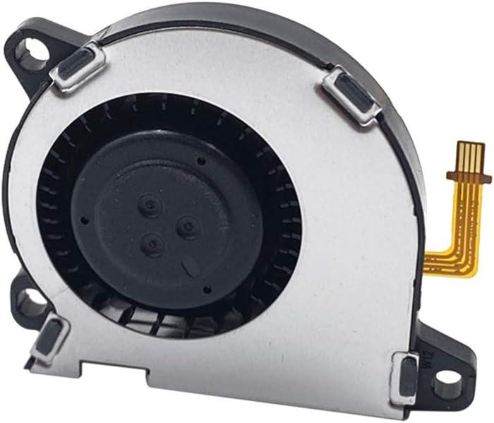Deylaying Ventilador de Refrigeración de Repuesto para Nintendo ...