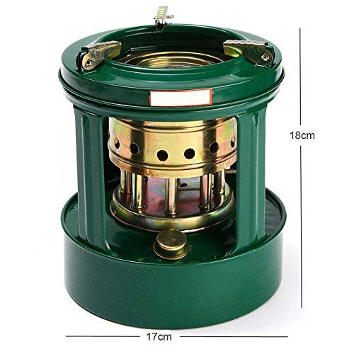 Universal Mini Handy Outdoor 8 Wicks Kerosene Stove Burner Camping Oil Heaters