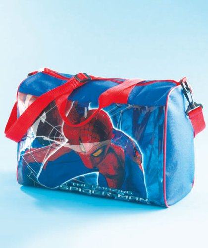 Amazon.com   Spiderman Overnight Bag