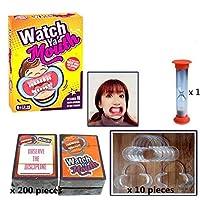 Mira la edición familiar de Ya 'Mouth: el juego de cartas auténtico, hilarante y divertido para la fiesta