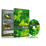 Rain DVD with Nature and Thunder Sounds for Relaxation