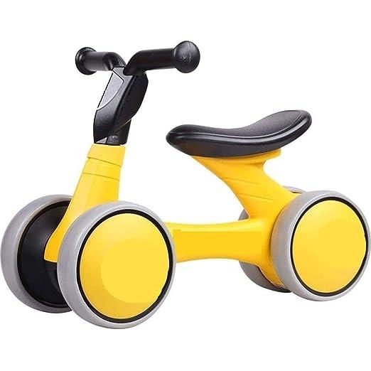 Yyqtyec Baby Balance Bicicletas Bicicleta Niños Caminante 10 ...
