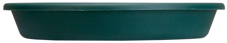 Akro Mils SLI08000B91 Classic Saucer for 8-Inch Classic Pot, Evergreen, 8.38-Inch