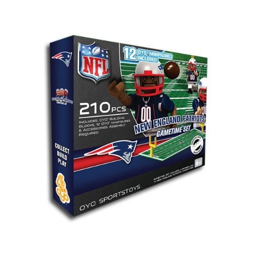 NFL New England Patriots Game Time Set by OYO
