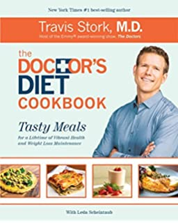The Doctor S Diet Dr Travis Stork S Stat Program To Help You Lose Weight Restore Health Stork Md Travis 9781455538218 Amazon Com Books
