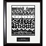 NCAA Notre Dame Fighting Irish 1949 National Championship Team Portrait Framed Igned 16x20 Photo