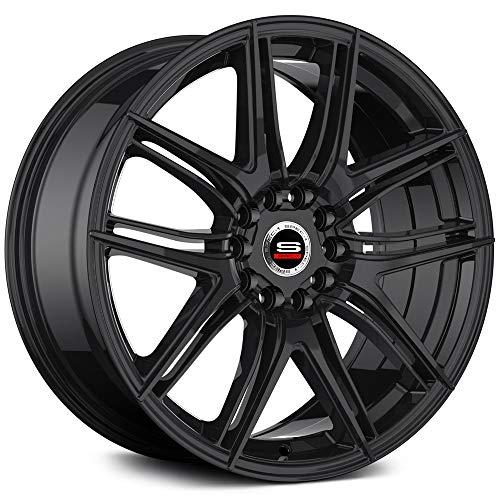 Spec-1 SP-56 Custom Wheel Gloss - Black Rims - 17\