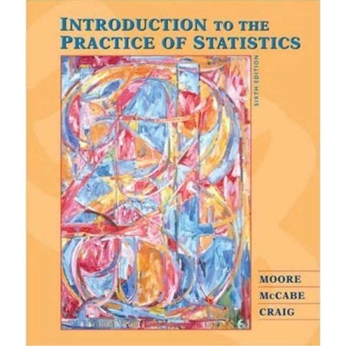 Download Introduction to the Practice of Statistics, 6TH EDITION pdf