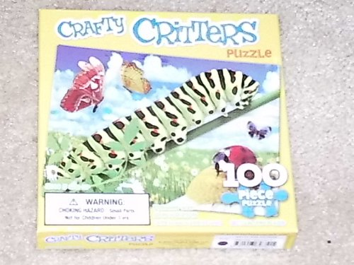 Crafty Critters - 100 Piece Puzzle