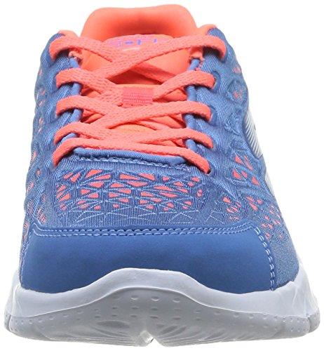 Skechers 13923-BKHP - Zapatos para correr para mujer Azul (Blcl)