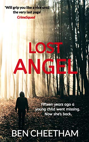Lost Angel: An edge of your seat suspense thriller full of killer twists (The Lost Book 1)