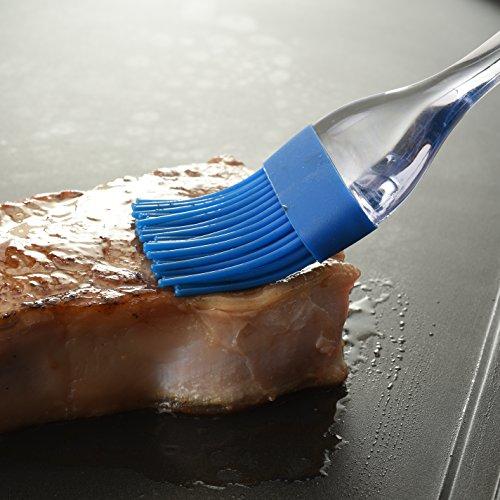 Norpro Silicone Basting Brush, Blue