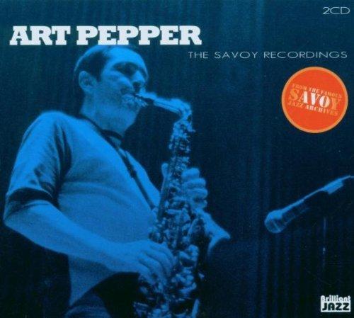 (Savoy Recordings [2 CD DIGI-PAK] by Art Pepper)