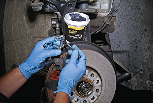 Sta-Lube SL3303 Brake Caliper Synthetic Grease - 12 Wt Oz. by CRC (Image #1)