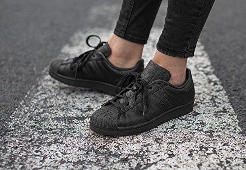 Mode black S76148 Basket Superstar Femme adidas qtPwgg