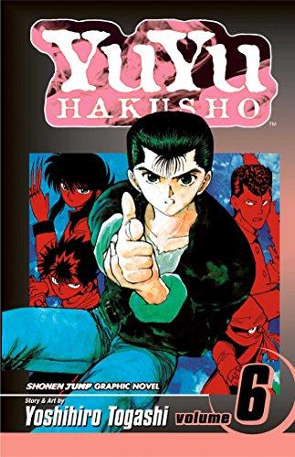 Yu Yu Hakusho, Vol. 6