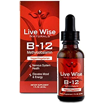 Vitamin B-12 warning: Avoid cyanocobalamin, take only ...