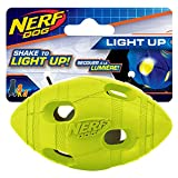 Nerf Dog 4in LED Bash Football – Orange, Dog Toy Review