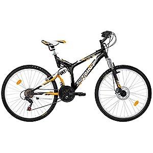 SPRINT Mountainbike 26 Zoll /PA-26x/, MTB, Shimano 18 Gang, vollgefedert,...