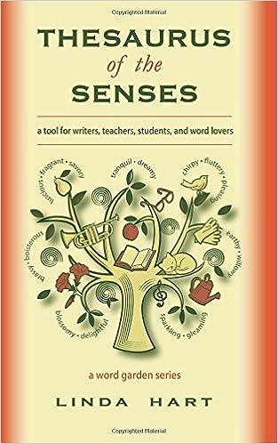 Book Thesaurus of the Senses