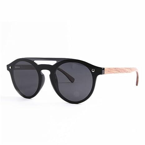 Gafas de sol para hombre Personalidad One-Piece Style Mens ...