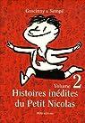 Histoires inédites du Petit Nicolas, Tome 2 : Le Petit Nicolas en voyage par Goscinny
