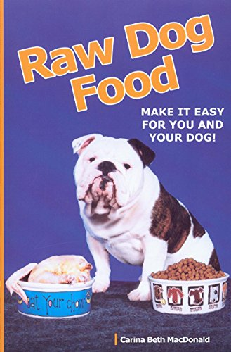 Raw Dog Food: Make It Easy for You and Your Dog